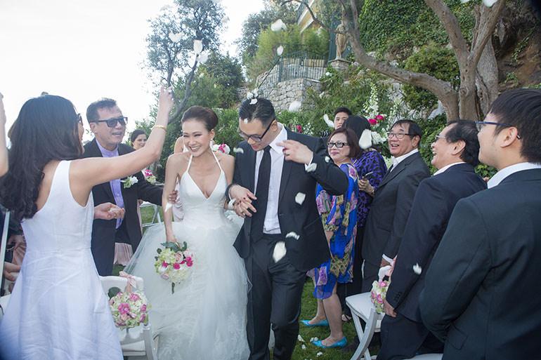 Wedding Angels - Mariage de F et J