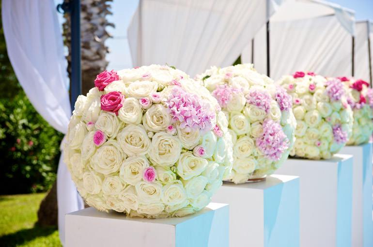 Wedding Angels, wedding planner cote d'azur - Mariage d'A et A