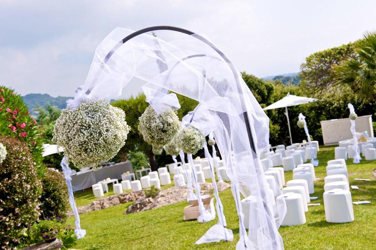 wedding planner, organisateur de mariage à Nice - Mariage d'A et A