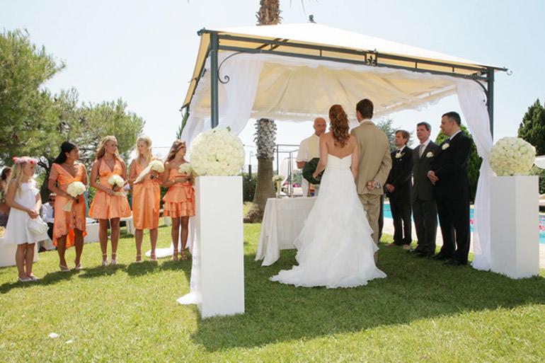 organisation de mariage - Mariage d'A et A
