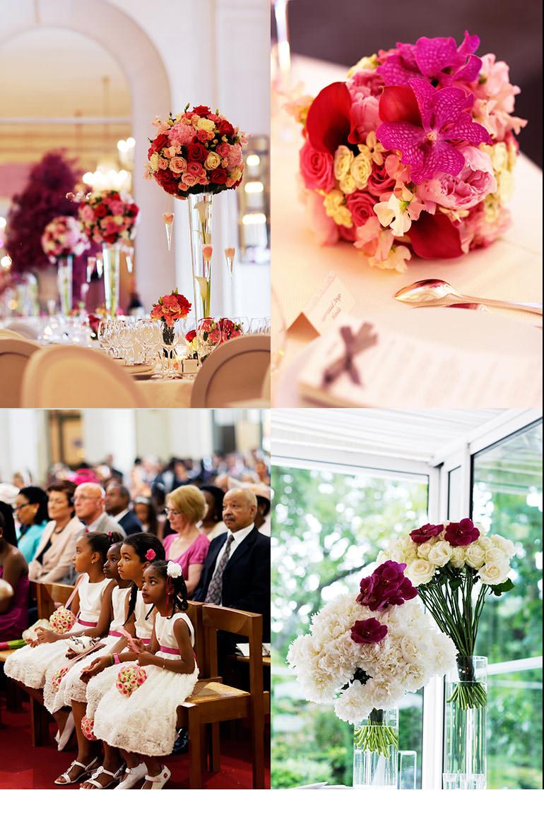 Wedding Angels - Mariage de H et M
