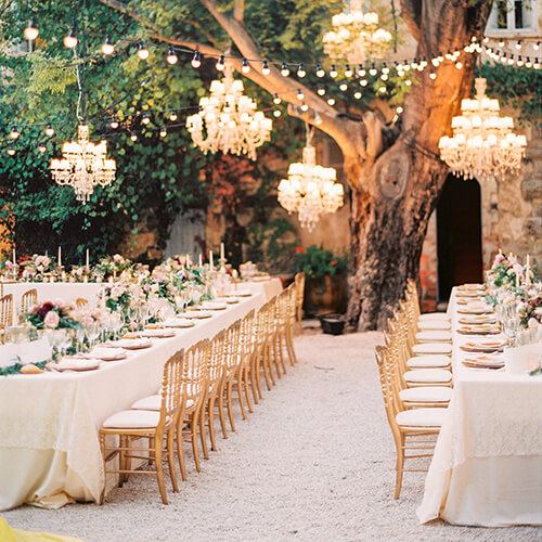 Côte d'Azur wedding