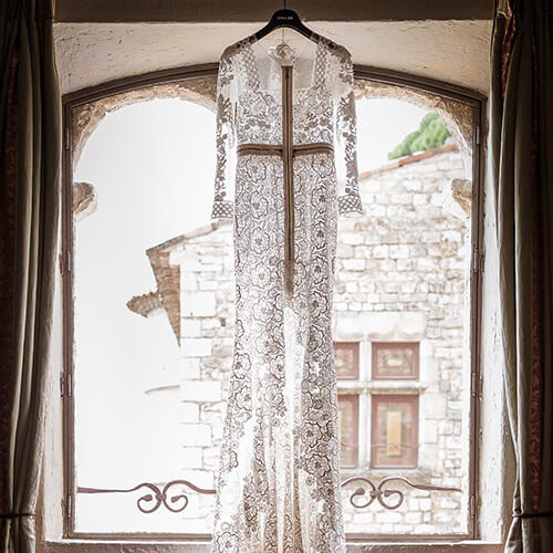 Côte d'Azur wedding