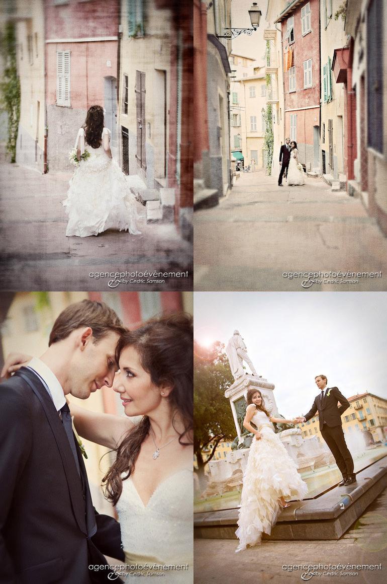 wedding planner nice. Mariage d'A et J
