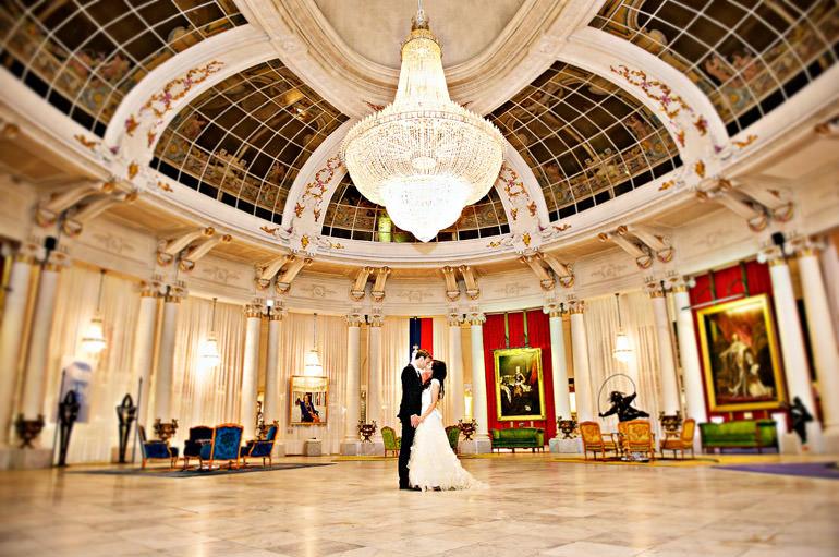 Organisatrice mariage Nice. Mariage d'A et J