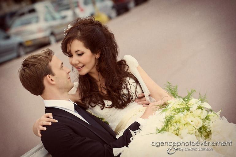 Organisation de mariage, Mariage Nice. Mariage d'A et J