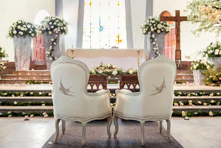 Wedding Angels - Wedding of N and A