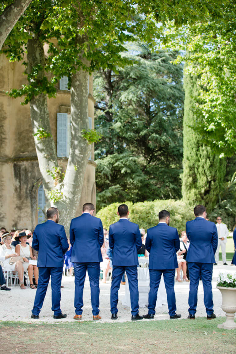 Wedding Angels - K and R wedding Provence