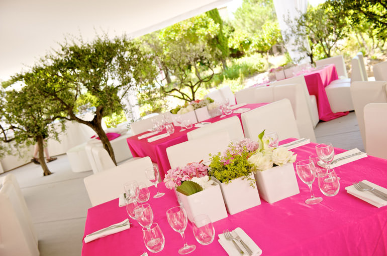 Wedding Angels - weddings abroad packages - wedding planner on the French Riviera - A and A's wedding