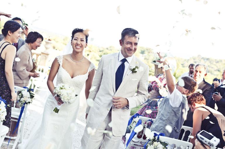 Wedding Angels - luxury wedding planner - J and E wedding