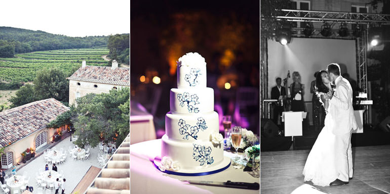 Wedding Angels - event planning in monaco - J and E wedding