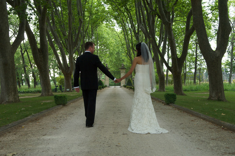 destination wedding - Avignon, France - K and B's wedding