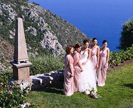 organisation d'un mariage à Monaco par un wedding planner monaco