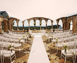 organisation d'un mariage à Mougins par un wedding planner mougins
